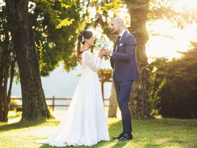 Il matrimonio di Matteo e Manuela a Erbusco, Brescia 36