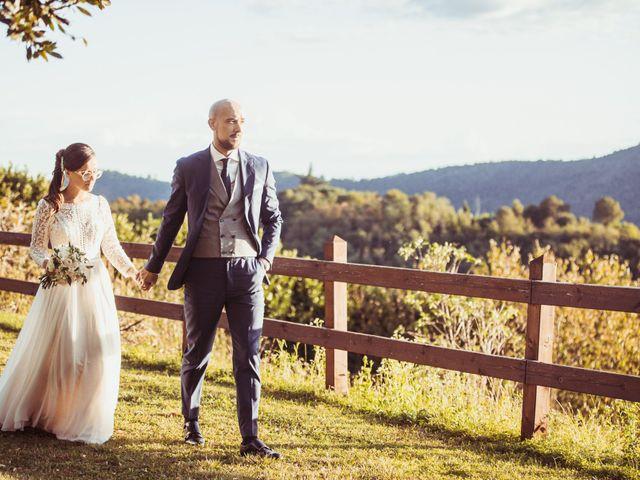 Il matrimonio di Matteo e Manuela a Erbusco, Brescia 37