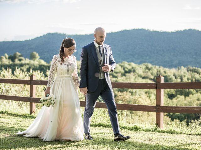 Il matrimonio di Matteo e Manuela a Erbusco, Brescia 38