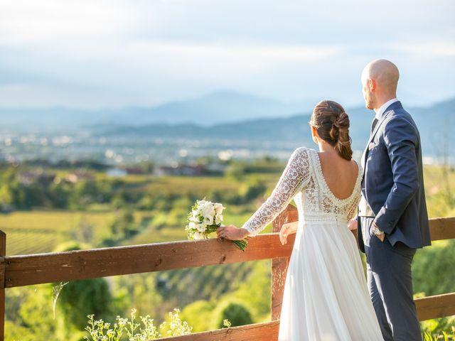 Il matrimonio di Matteo e Manuela a Erbusco, Brescia 39