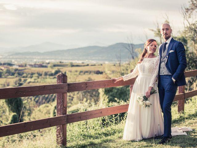 Il matrimonio di Matteo e Manuela a Erbusco, Brescia 40