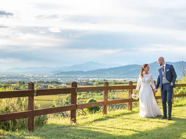 Il matrimonio di Matteo e Manuela a Erbusco, Brescia 1