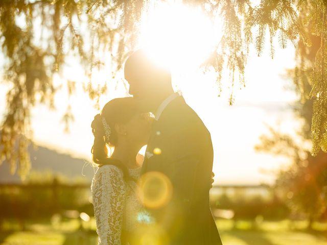 Il matrimonio di Matteo e Manuela a Erbusco, Brescia 43