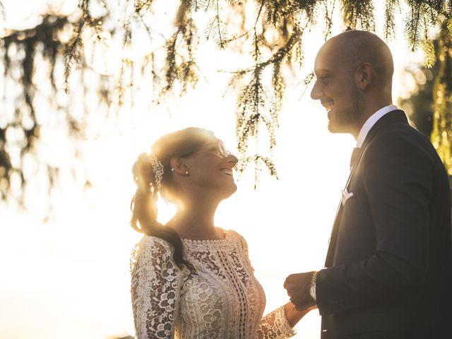 Il matrimonio di Matteo e Manuela a Erbusco, Brescia 44