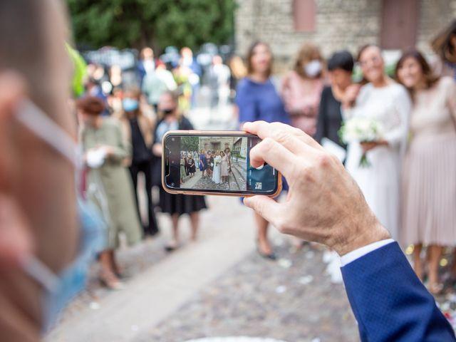 Il matrimonio di Matteo e Manuela a Erbusco, Brescia 45