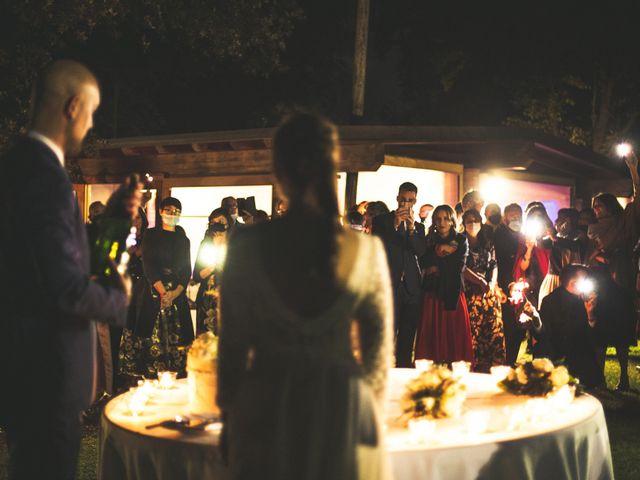 Il matrimonio di Matteo e Manuela a Erbusco, Brescia 49