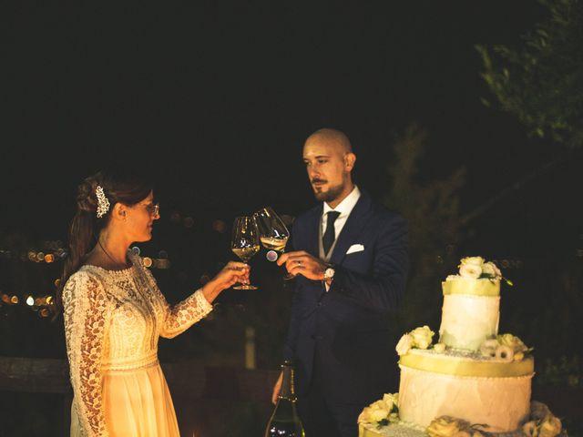 Il matrimonio di Matteo e Manuela a Erbusco, Brescia 50