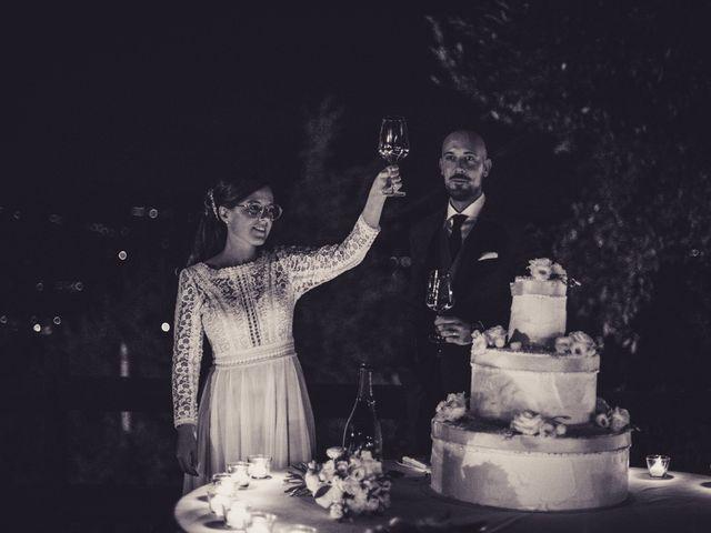 Il matrimonio di Matteo e Manuela a Erbusco, Brescia 51