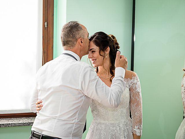 Il matrimonio di Andrea e Giulia a Bergamo, Bergamo 11