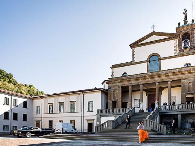 Il matrimonio di Andrea e Giulia a Bergamo, Bergamo 24