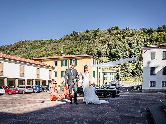 Il matrimonio di Andrea e Giulia a Bergamo, Bergamo 25