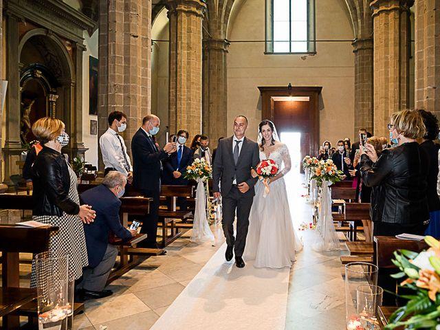 Il matrimonio di Andrea e Giulia a Bergamo, Bergamo 27
