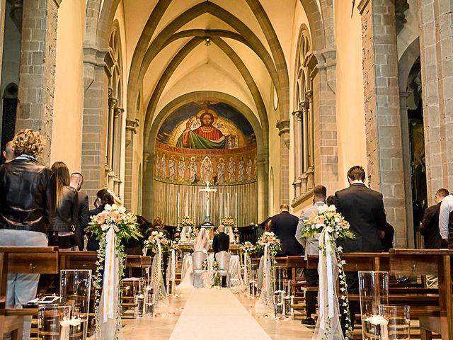 Il matrimonio di Andrea e Giulia a Bergamo, Bergamo 31