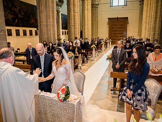 Il matrimonio di Andrea e Giulia a Bergamo, Bergamo 32