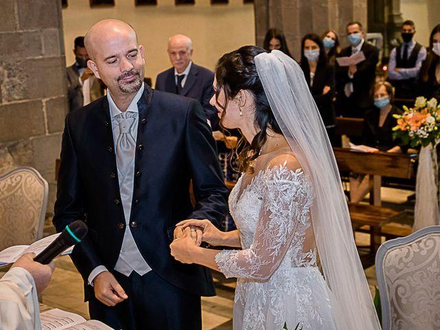 Il matrimonio di Andrea e Giulia a Bergamo, Bergamo 33