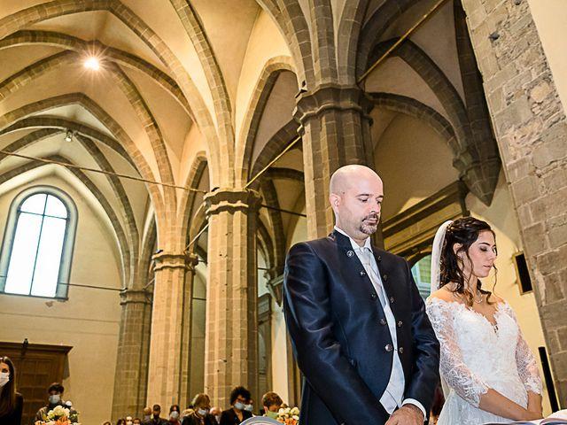 Il matrimonio di Andrea e Giulia a Bergamo, Bergamo 34