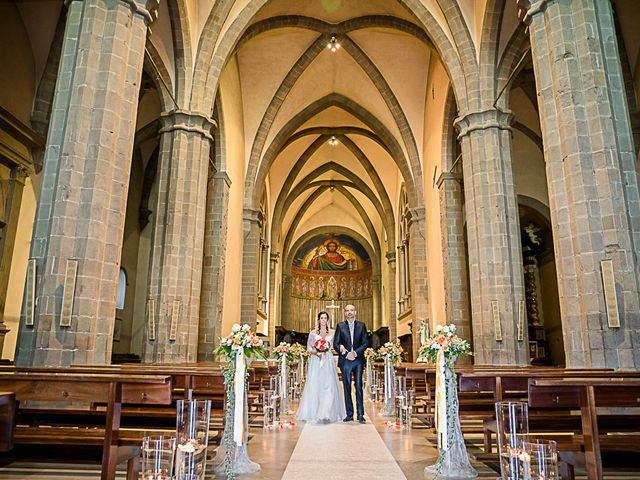 Il matrimonio di Andrea e Giulia a Bergamo, Bergamo 36