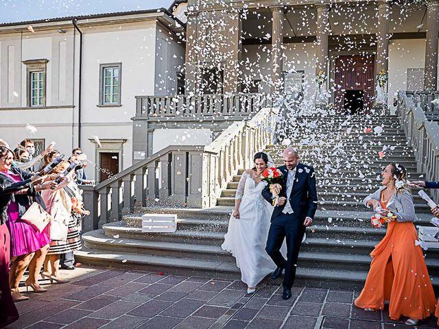 Il matrimonio di Andrea e Giulia a Bergamo, Bergamo 37
