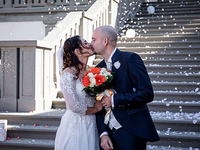 Il matrimonio di Andrea e Giulia a Bergamo, Bergamo 38