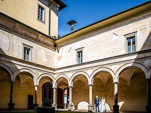 Il matrimonio di Andrea e Giulia a Bergamo, Bergamo 39