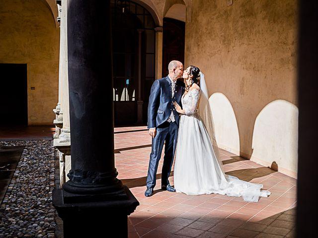 Il matrimonio di Andrea e Giulia a Bergamo, Bergamo 40
