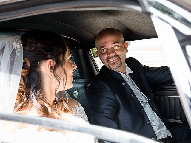 Il matrimonio di Andrea e Giulia a Bergamo, Bergamo 47