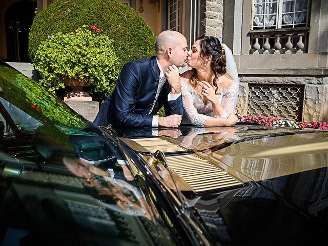 Il matrimonio di Andrea e Giulia a Bergamo, Bergamo 49