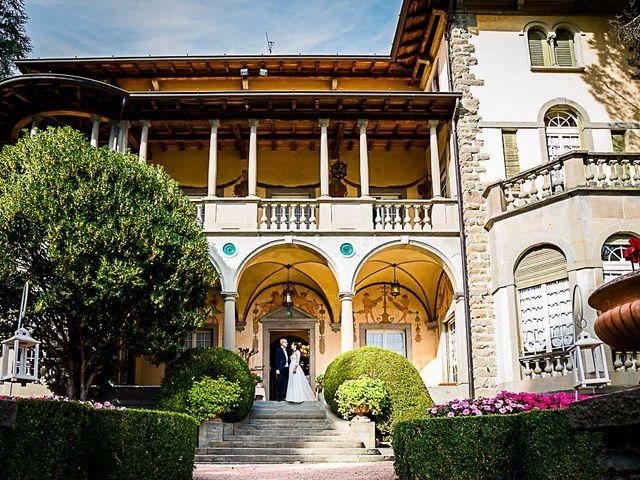 Il matrimonio di Andrea e Giulia a Bergamo, Bergamo 56