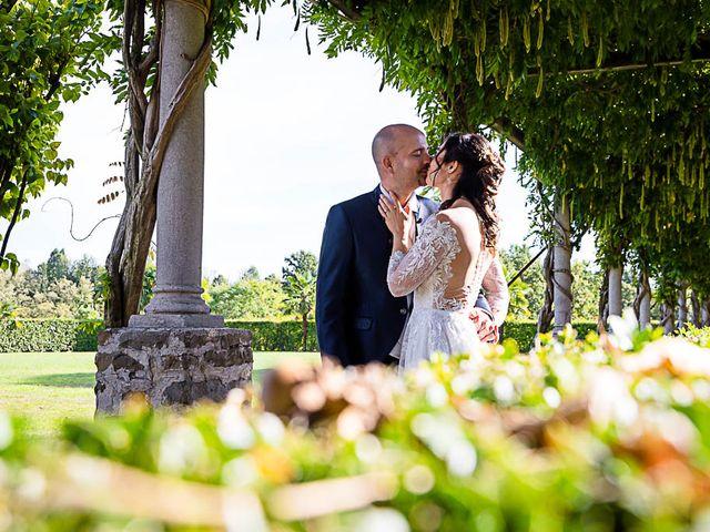 Il matrimonio di Andrea e Giulia a Bergamo, Bergamo 63