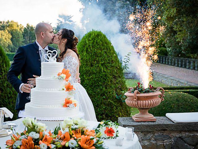 Il matrimonio di Andrea e Giulia a Bergamo, Bergamo 73