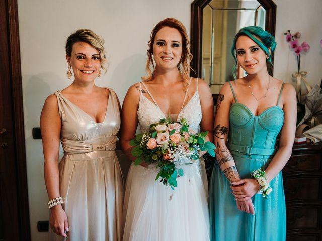 Il matrimonio di Marco e Stefania a Gambassi Terme, Firenze 19