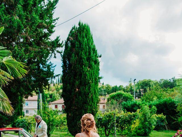 Il matrimonio di Marco e Stefania a Gambassi Terme, Firenze 21