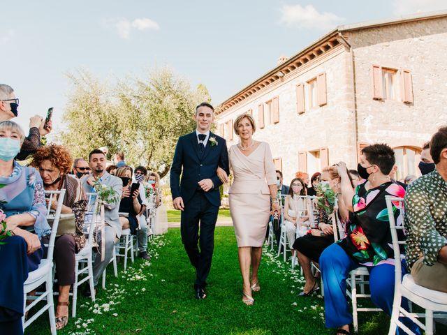 Il matrimonio di Marco e Stefania a Gambassi Terme, Firenze 23