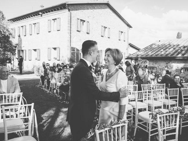 Il matrimonio di Marco e Stefania a Gambassi Terme, Firenze 24