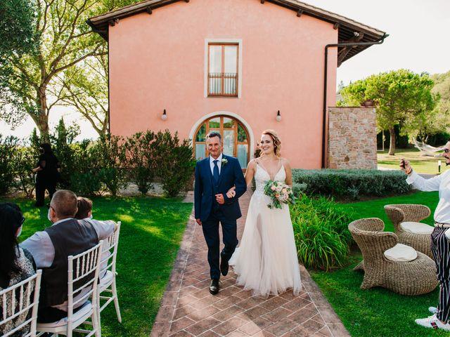 Il matrimonio di Marco e Stefania a Gambassi Terme, Firenze 26