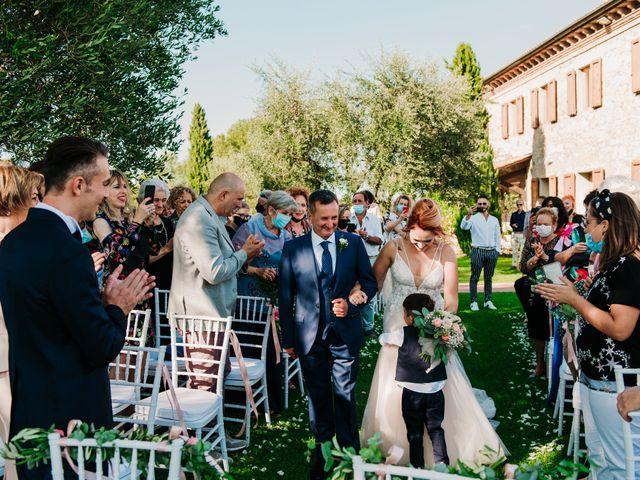 Il matrimonio di Marco e Stefania a Gambassi Terme, Firenze 27