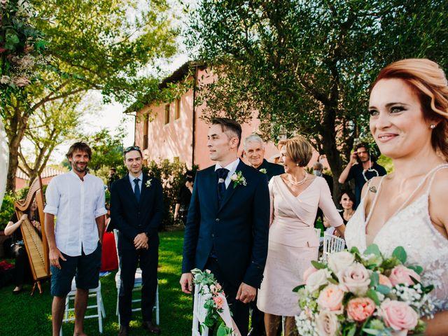 Il matrimonio di Marco e Stefania a Gambassi Terme, Firenze 28