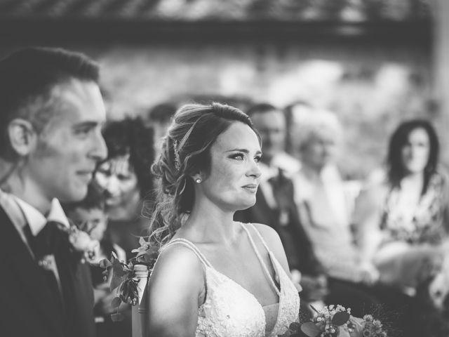 Il matrimonio di Marco e Stefania a Gambassi Terme, Firenze 29