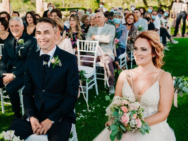 Il matrimonio di Marco e Stefania a Gambassi Terme, Firenze 30
