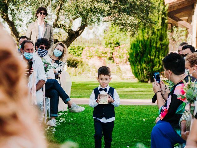 Il matrimonio di Marco e Stefania a Gambassi Terme, Firenze 31
