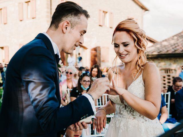 Il matrimonio di Marco e Stefania a Gambassi Terme, Firenze 32