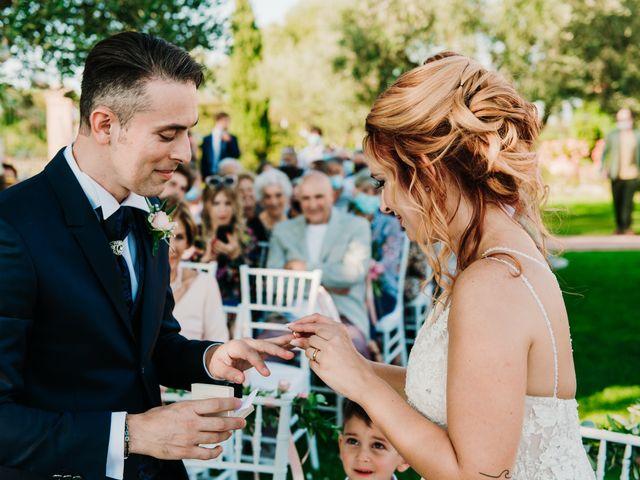 Il matrimonio di Marco e Stefania a Gambassi Terme, Firenze 33