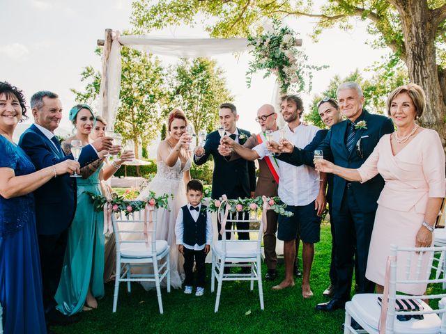 Il matrimonio di Marco e Stefania a Gambassi Terme, Firenze 35
