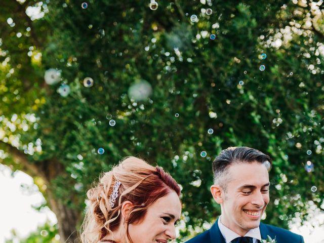 Il matrimonio di Marco e Stefania a Gambassi Terme, Firenze 36