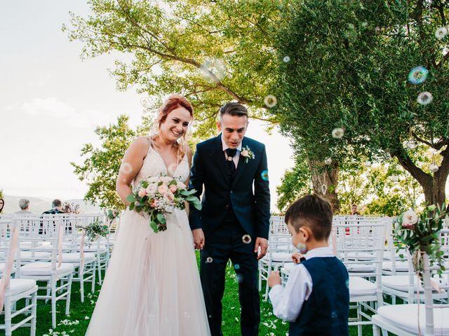 Il matrimonio di Marco e Stefania a Gambassi Terme, Firenze 37