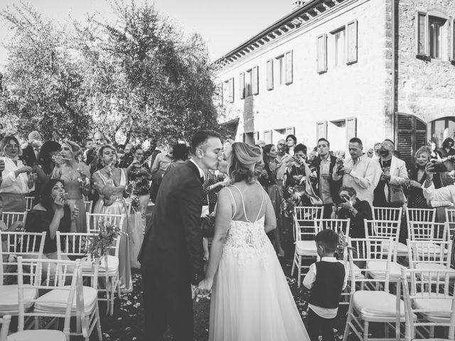 Il matrimonio di Marco e Stefania a Gambassi Terme, Firenze 38