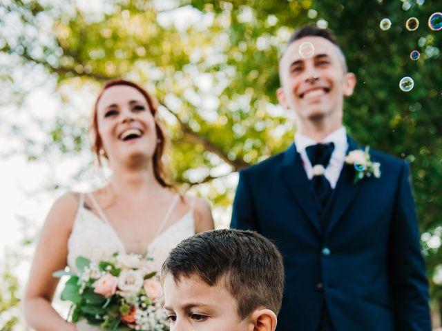 Il matrimonio di Marco e Stefania a Gambassi Terme, Firenze 39