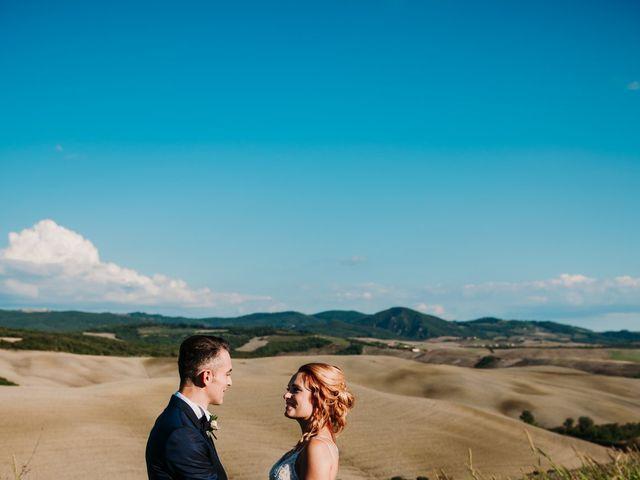Il matrimonio di Marco e Stefania a Gambassi Terme, Firenze 41