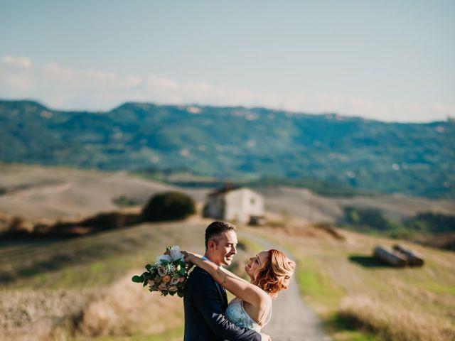 Il matrimonio di Marco e Stefania a Gambassi Terme, Firenze 42