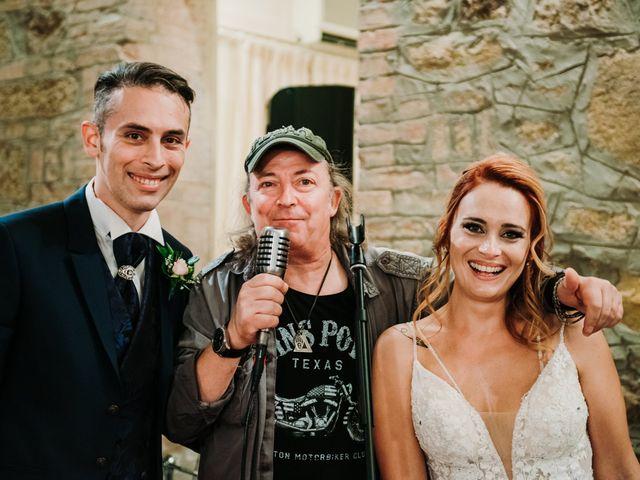 Il matrimonio di Marco e Stefania a Gambassi Terme, Firenze 46